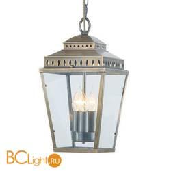 Уличный подвесной светильник Elstead Lighting Mansion House MANSIONHS8 BR