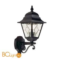 Уличный настенный светильник Elstead Lighting Norfolk NR1 BLK