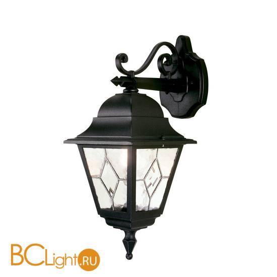 Уличный настенный светильник Elstead Lighting Norfolk NR2 BLK