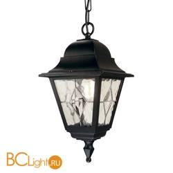 Уличный подвесной светильник Elstead Lighting Norfolk NR9 BLK