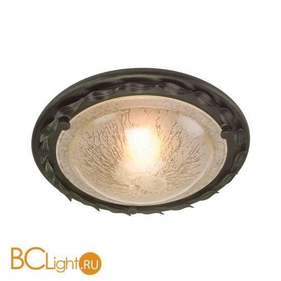 Потолочный светильник Elstead Lighting Olivia OV/F BLK/GOLD