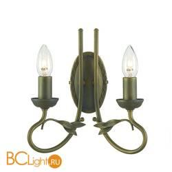 Бра Elstead Lighting Olivia OV2 BLK/GOLD