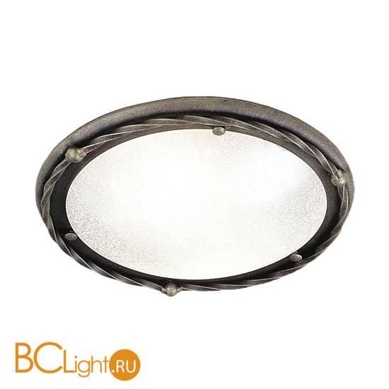 Потолочный светильник Elstead Lighting Pembroke PB/F/B BLK/GOLD