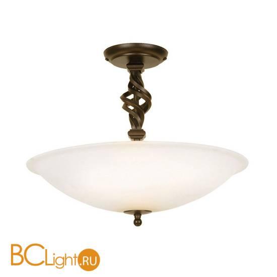 Потолочный светильник Elstead Lighting Pembroke PB/SF/A BLK/GOLD