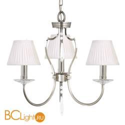 Люстра Elstead Lighting Pimlico PM3 PN + 3x LS162