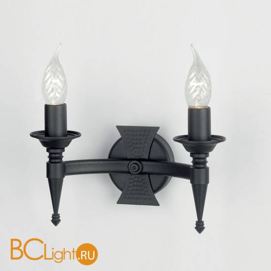 Бра Elstead Lighting Saxon SAX2 BLK