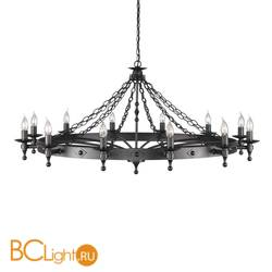 Люстра Elstead Lighting Warwick WR12 GRAPHITE