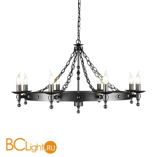 Люстра Elstead Lighting Warwick WR8 GRAPHITE