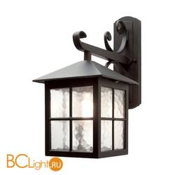 Уличный настенный светильник Elstead Lighting Winchester BL18 BLACK