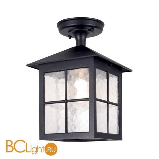 Уличный потолочный светильник Elstead Lighting Winchester BL18A BLACK