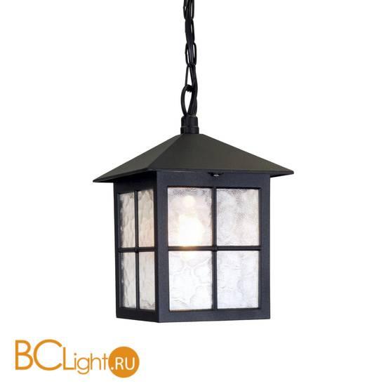 Уличный подвесной светильник Elstead Lighting Winchester BL18B BLACK