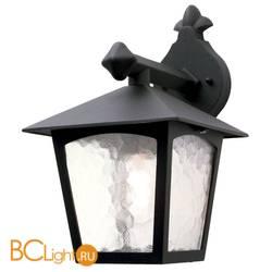 Уличный настенный светильник Elstead Lighting York BL2 BLACK