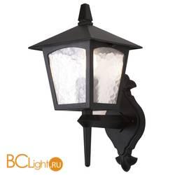 Уличный настенный светильник Elstead Lighting York BL5 BLACK