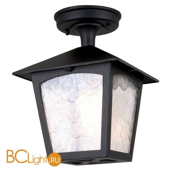 Уличный потолочный светильник Elstead Lighting York BL6A BLACK