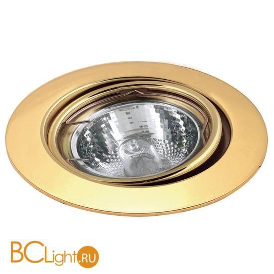 Встраиваемый спот (точечный светильник) Escada Lazio 121017