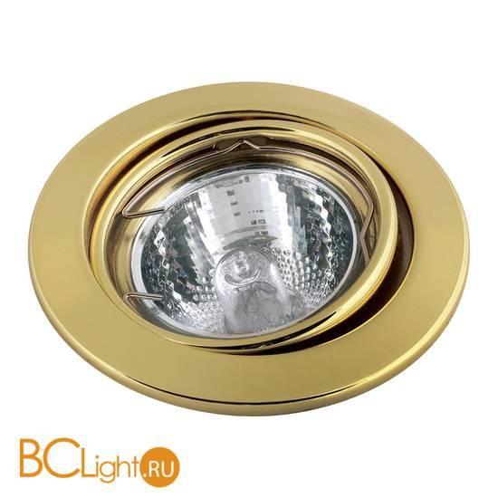 Встраиваемый спот (точечный светильник) Escada Modena 111005