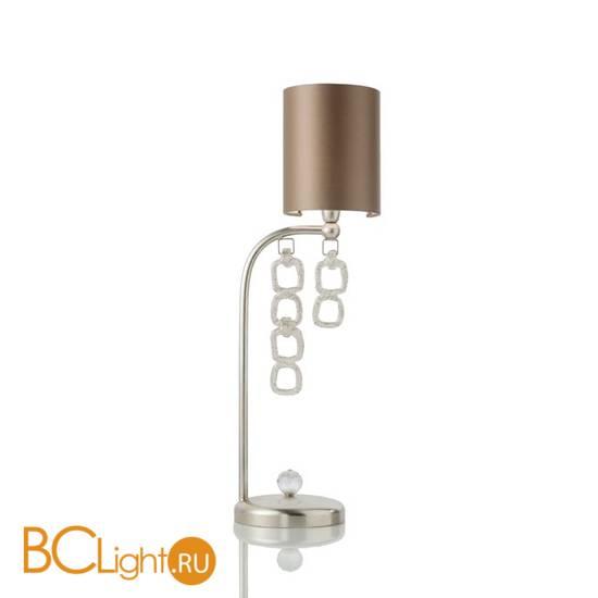Настольная лампа Eurolampart Luna 2743/01BA 3007/Raso tortora