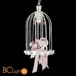 Подвесной светильник Eurolampart Titti 1222/01LA 3206 pink