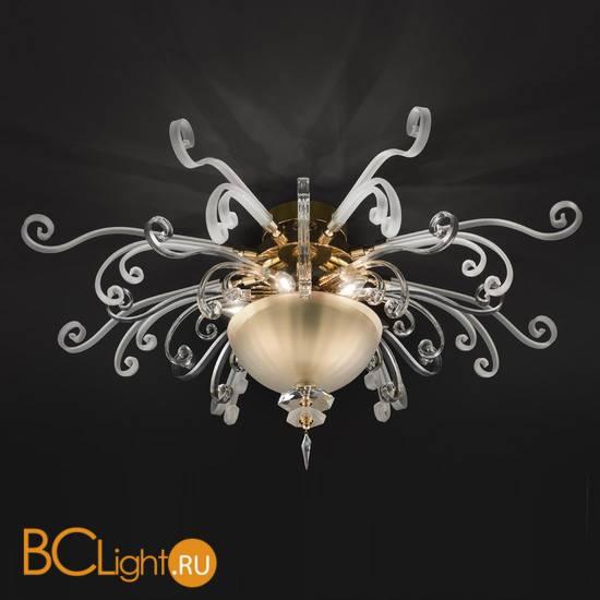 Потолочный светильник Euroluce Alicante Charm PL6 gold
