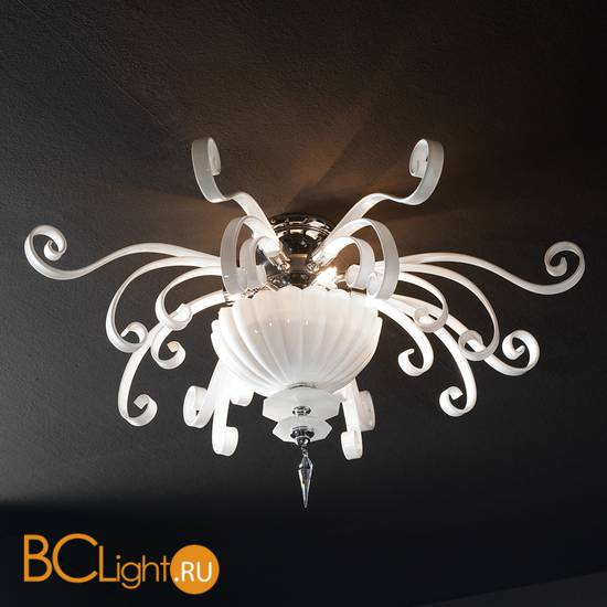 Потолочный светильник Euroluce Alicante PL6 silver White