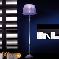 Торшер Euroluce Arcobaleno PT1 Silver Clear Violet