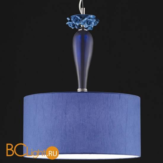 Подвесной светильник Euroluce Bora S1 Shade Nichel Blue
