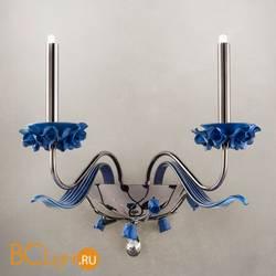 Бра Euroluce Bora A2 Nichel Blue