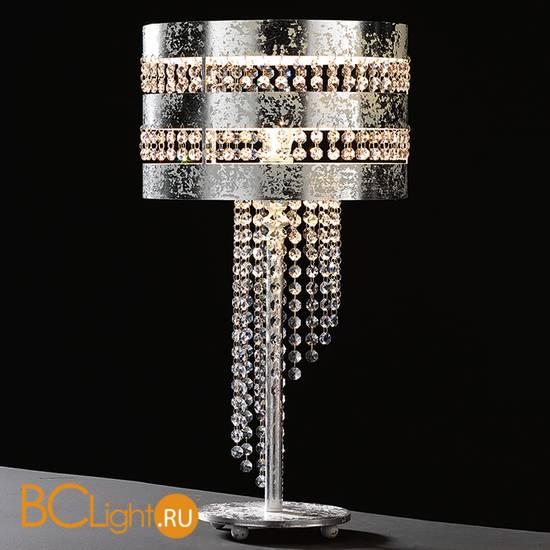 Настольная лампа Euroluce Dafne LG1 Silver
