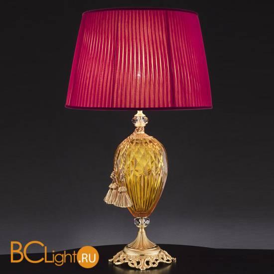 Настольная лампа Euroluce Diamond LG1 Ambra