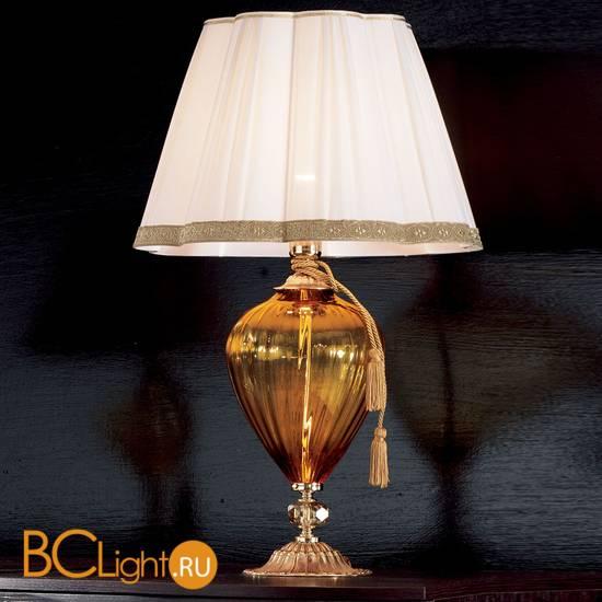 Настольная лампа Euroluce Donatello Alicante LG1 Amber
