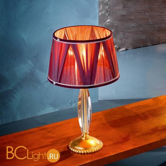 Настольная лампа Euroluce Florentia LP1 Gold