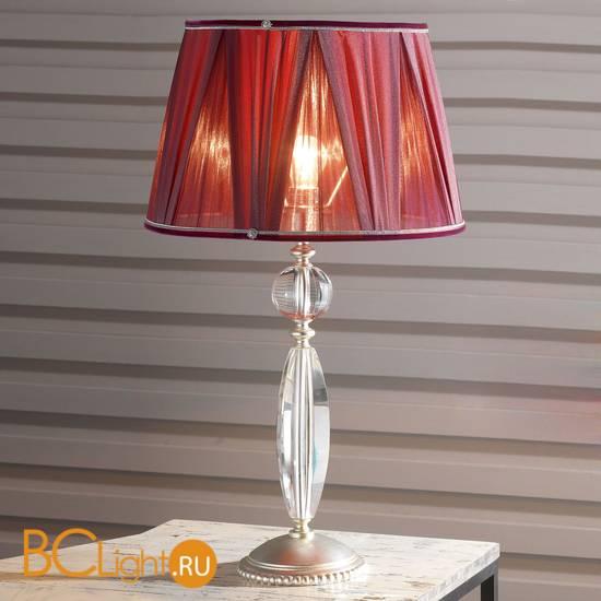 Настольная лампа Euroluce Florentia LG1 Silver