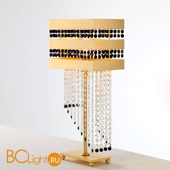 Настольная лампа Euroluce Hydra Superlux LG1 Gold