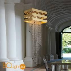 Подвесной светильник Euroluce Hydra Superlux S5 150 Gold