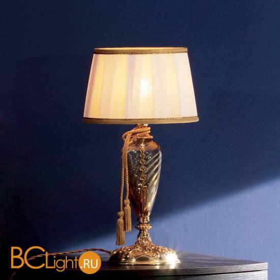 Настольная лампа Euroluce Impero LP1 Amber