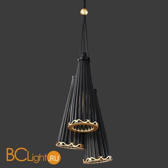 Подвесной светильник Euroluce Julienne S3 black