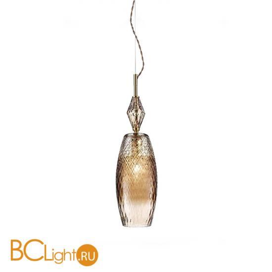 Подвесной светильник Euroluce Mood Rebel S1 gold brown