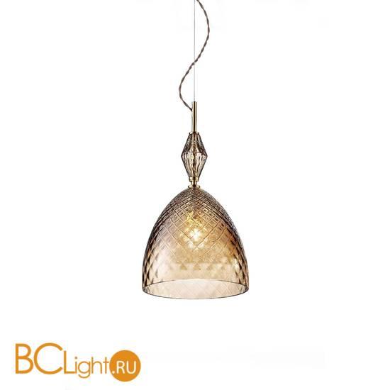 Подвесной светильник Euroluce Mood Serene S1 gold brown