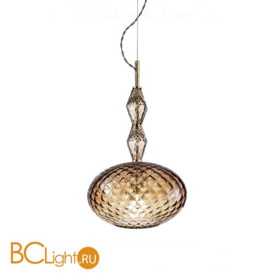 Подвесной светильник Euroluce Mood Joy S1 gold brown