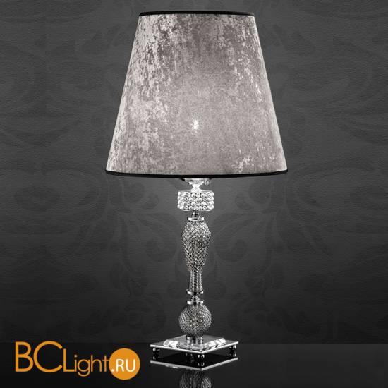 Настольная лампа Euroluce Toochic LG1 Silver Fume