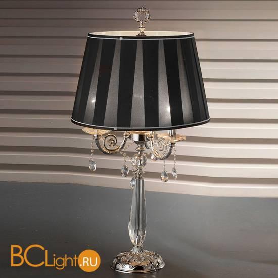 Настольная лампа Euroluce Venere LG3 chrome