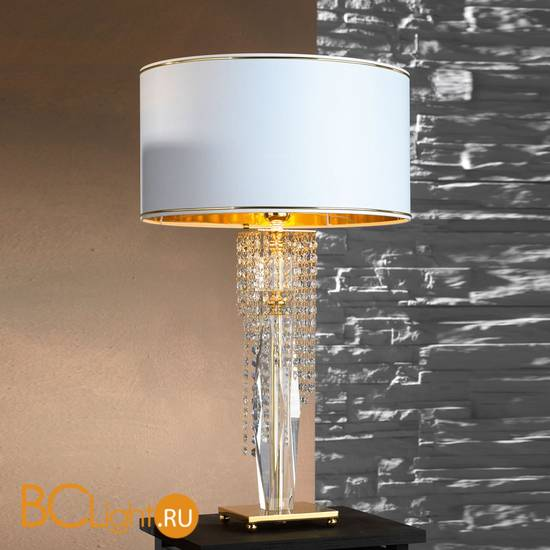 Настольная лампа Euroluce Venice Superlux LG1 gold Scholer