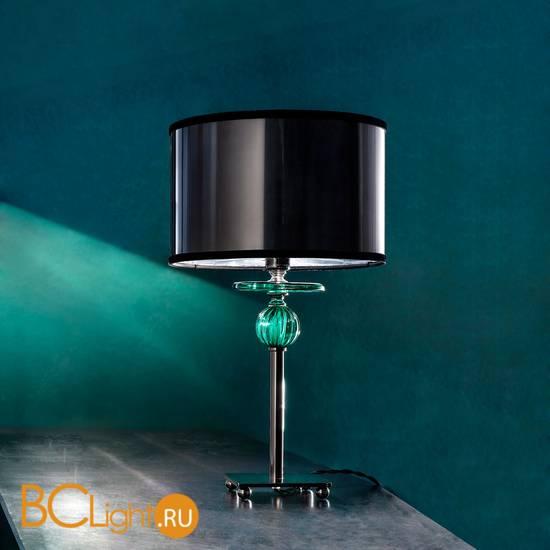 Настольная лампа Euroluce Yncanto LG1 Green