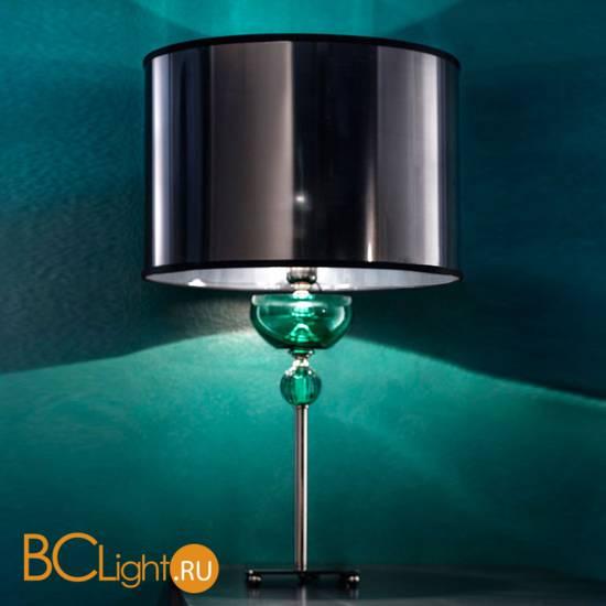 Настольная лампа Euroluce Yncanto LP1 green