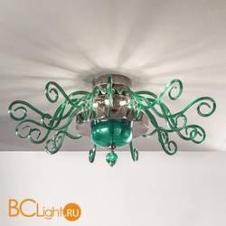 Потолочный светильник Euroluce Yncanto PL8 Green