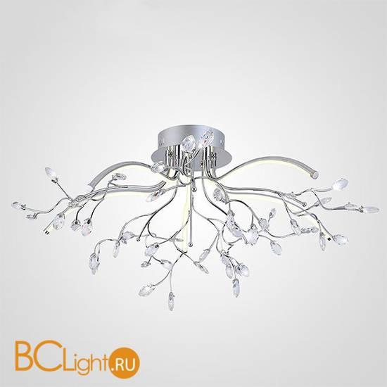 Потолочный светильник Eurosvet 90036/5 хром