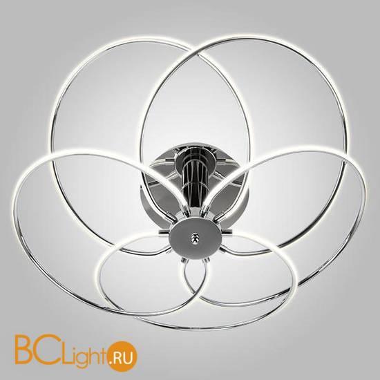 Потолочный светильник Eurosvet 90039/5 хром 115W