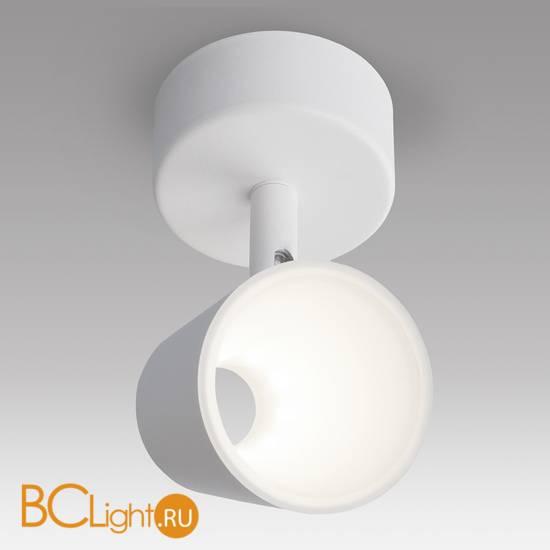 Настенно-потолочный светильник Eurosvet 9019x DLR025 5W 4200K белый матовый 5W