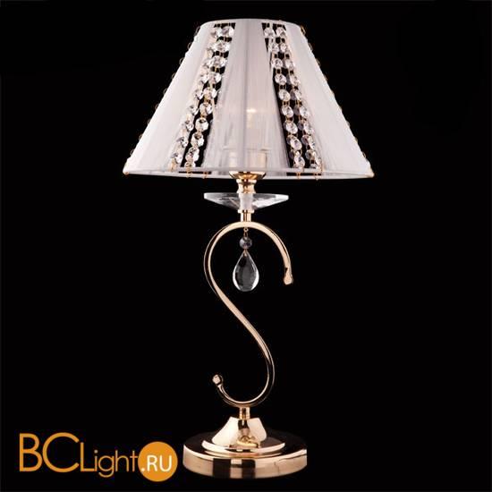 Настольная лампа Eurosvet Alexis 3419/1T золото/белый Strotskis