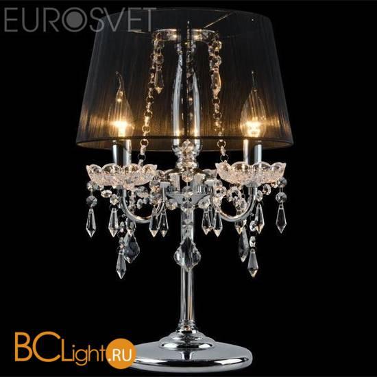 Настольная лампа Eurosvet Allata 2045/3T черный